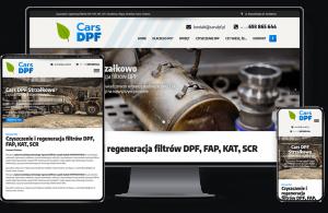 Czyszczenie i regeneracja filtrów DPF